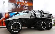NASA giới thiệu xe thám hiểm sao Hỏa