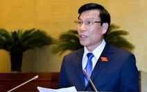 Bộ trưởng Nguyễn Ngọc Thiện nhận trách nhiệm về những cái sai sơ đẳng