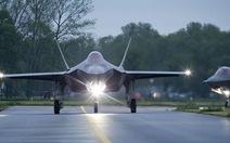 55 chiếc F-35 của Mỹ phải nằm đất vì thiếu oxy