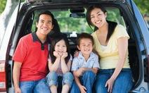 10 chiếc xe tốt dành cho gia đình: chọn xe nào?