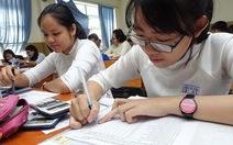 Trường TH Thực hành công bố điểm chuẩn vào lớp 10 chuyên