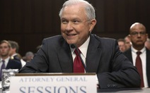Món quà của Bộ trưởng Tư pháp Mỹ cho tổng thống