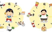 Thừa cân béo phì ở trẻ em và cách phòng tránh