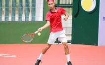 Đánh bại Hoàng Nam, Linh Giang vào tứ kết Giải Thailand F2