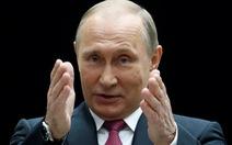 Tổng thống Putin: Nga sẽ cho ông Comey tị nạn