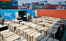 Bắt hàng trăm máy lạnh cũ nhập lậu qua cảng Cát Lái