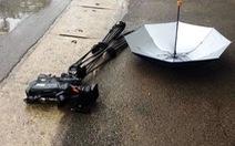 Xử nghiêm vụ lao ôtô vào phóng viên VTV đang tác nghiệp