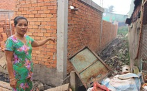 Thiếu tá Công an lấn đất công, xây nhà không phép