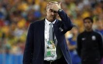 Đội tuyển Hàn Quốc sa thải HLV Stielike