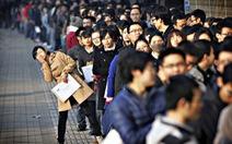 Sinh viên Trung Quốc quay đầu tìm công ty nước nhà
