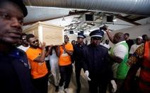 Hàng ngàn người đón thi thể Tiote tại quê nhà