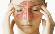 Điều trị dứt điểm viêm mũi họng để phòng bệnh viêm xoang