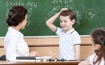 Học kém và sợ toán: Do áp lực từ phụ huynh