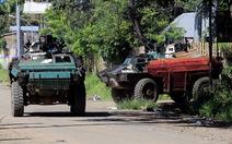 Binh sĩ Philippines chết với chiến tranh du kích ở Marawi