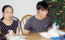 Bắt cặp vợ chồng mang 2,5kg ma túy từ Trung Quốc về