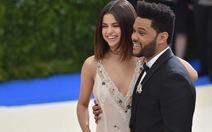 'Cặp đôi vàng' Selena Gomez và The Weeknd rủ nhau ra MV