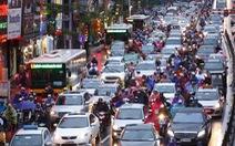 Hà Nội sẽ có nghị quyết riêng về giảm ùn tắc đến năm 2030