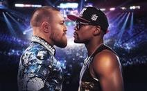 Liệu McGregor sẽ tung đòn MMA trong trận đấu vớiMayweather?