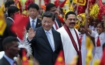 Lo với 'cái bẫy nợ kiểu Trung Quốc'