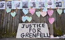 Cháy ở London: tố cáo vụ ăn tiền phí từ thiện quá cao