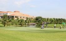 Dừng xây biệt thự, nhà hàng trong sân golf Tân Sơn Nhất
