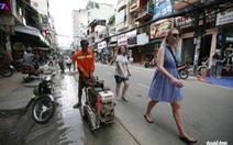 Hơn nửa tháng nữa Sài Gòn sẽ có phố đi bộ Bùi Viện