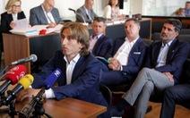 Điểm tin sáng 20-6: Modric bị điều tra cho lời khai giả
