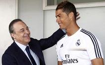 """""""Chưa có đội bóng nào hỏi mua Ronaldo"""""""