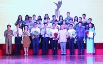 Tuổi Trẻ đoạt 7 giải báo chí về công tác đoàn