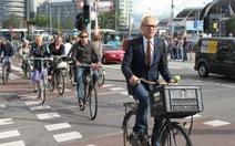 Những con số thú vị về Hà Lan - thiên đường của xe đạp