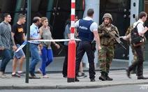Đánh bom nhà ga Bỉ, nghi can bị vô hiệu hóa