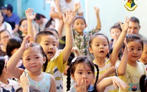 Kindy Town - nơi những đứa trẻ lớn lên trong hạnh phúc