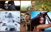 Nhiều 'bom tấn' nhận đề cử của giải Teen Choice