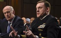 Tướng Mỹ: Tổng thống dặn nói ông không có thông đồng với Nga