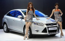 Ford sẽ sản xuất xe Focus tại Trung Quốc
