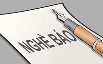 Viết báo cộng tác vừa vui lại có tiền, miễn đừng viết trật!