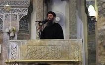 Nga tin chắc thủ lĩnh IS đã bị tiêu diệt