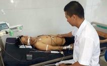 Trung tâm y tế Trường Sa cấp cứu ngư dân bị mất máu cấp