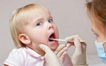 Bệnh lý viêm loét miệng ở trẻ