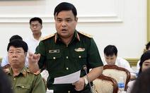 Tướng Lê Chiêm: 'Đã có chủ trương quân đội không làm kinh tế'
