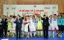 Điểm tin tối 24-6: Sanatech Khánh Hòa giành ngôi á quân futsal quốc gia 2017