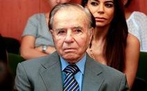 86 tuổi vẫn ra tranh cử ở Argentina