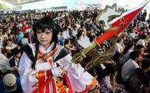 Giới trẻ Việt mê cosplay - muôn màu nhân vật hóa thân