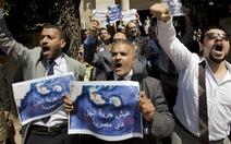 Ai Cập chính thức trả hai đảo cho Saudi Arabia