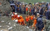 Lở đất tại Trung Quốc: Vẫn còn gần 120 người mất tích