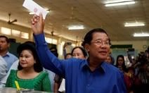 Bầu cử Campuchia: đảng CPPchiến thắng ở 70% xã, phường