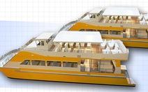 Tàu buýt sông sắp chạy, dân TP.HCM thêm lựa chọn đi lại