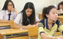 Bài thi tổ hợp, làm sao cho bớt mệt?