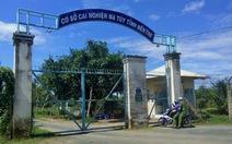 50 học viên cai nghiện ở Bến Tre phá cổng rào trốn trại