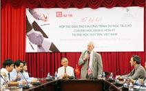 Thêm một chương trình du học tại chỗ ở ĐH Duy Tân